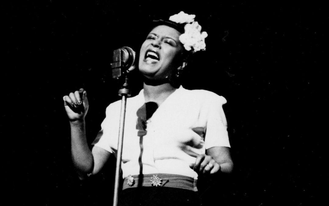 #Portafolio de la historia de Billie Holiday. (podcast)